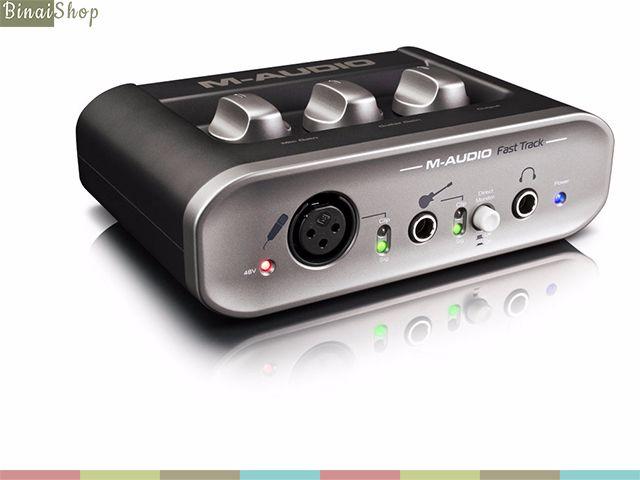 M-Audio-Fast-Track-MKII-1