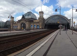 Hlavní nádraží Drážďany