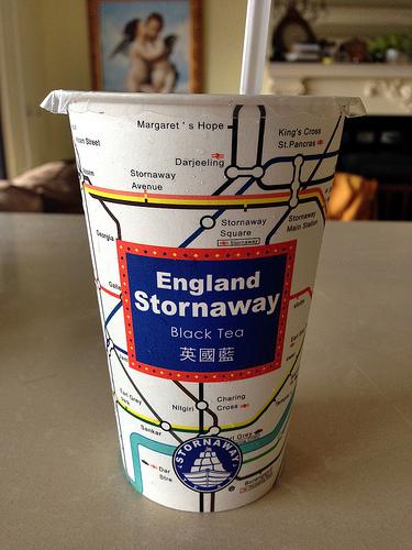 英國藍茶品被有農藥殘留。圖片來源:hjw223