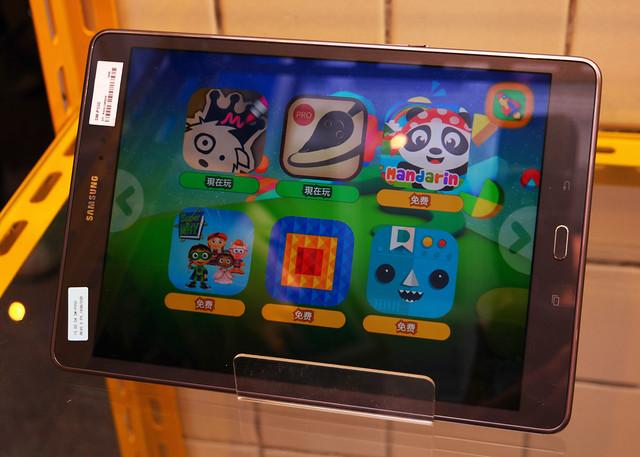 入門平板也有 S-Pen,Samsung Galaxy Tab A 動手玩! @3C 達人廖阿輝