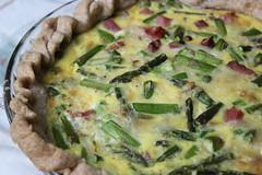 meal, breakfast, vegetable, frittata, baked goods, zwiebelkuchen, produce, food, dish, cuisine, quiche,