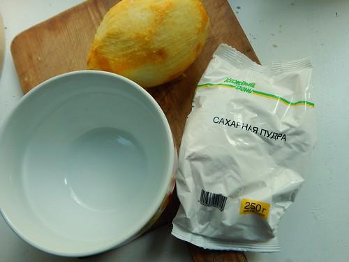 лимонные булочки с лимонной глазурью, фоторецепт с пошаговыми фотографиями | horoshogromko.ru