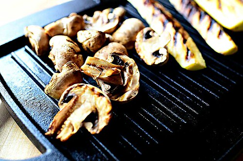 Grilling #Vegetable #Healthy #Breakfast/Brunch #Quick and easy