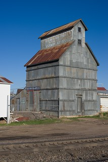 Grain Elevator - Castle Rock, CO