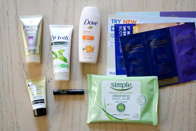 Walmart Beauty Box review Spring 2015 | yourwishcake.com