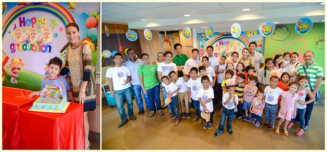 Simple milestones become extraordinary with a Jollibee Kids Party