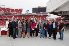 Citrix Innovators Summit - Levi's Stadium visit