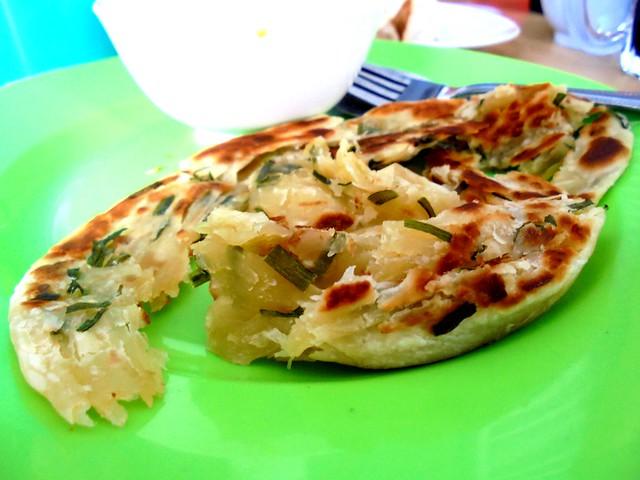 YummyFafe roti canai kuchai
