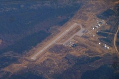 YVC LA RONGE AIRPORT   FROM 777 F-GSPJ FLIGHT YVR-CDG