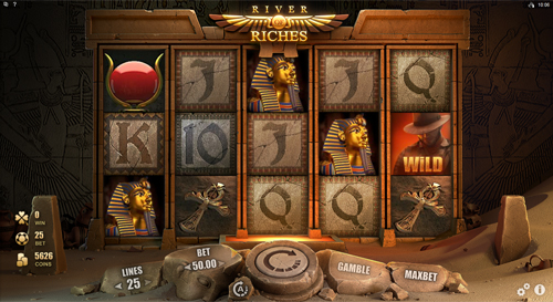 River of Riches Slot Machine
