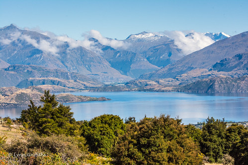newzealand mountain lake water landscape otago wanaka landscapephotography outdoorphotography