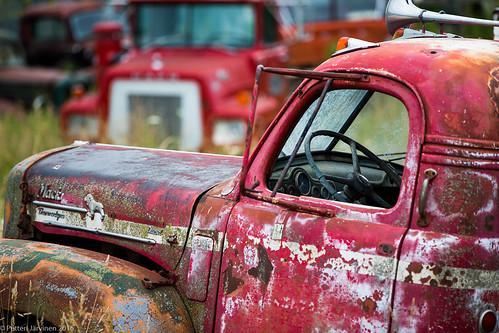 truck oldtruck iowa wapello unitedstates us