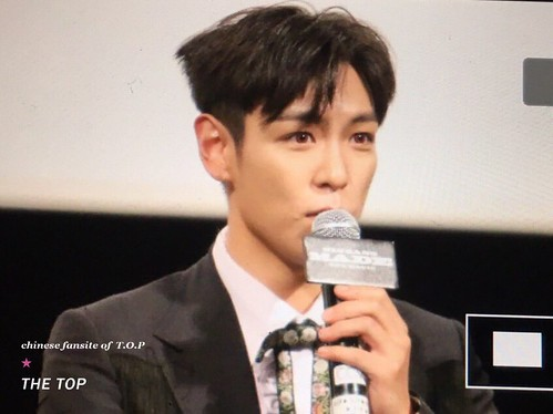 Big Bang - Movie Talk Event - 28jun2016 - The TOP - 08