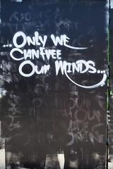 Only We Can Free Our Minds