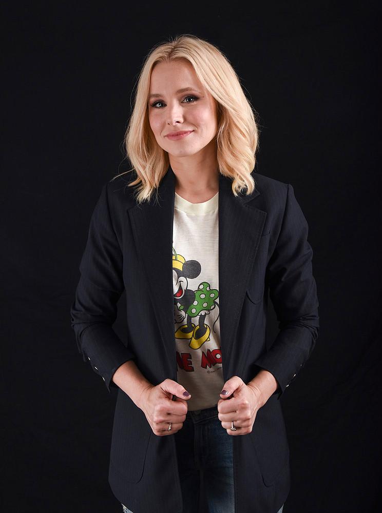 Кристен Белл — Фотосессия для «The Good Place» на «Comic-Con» 2016 – 5