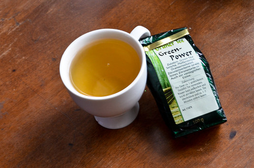 Green Power Tea