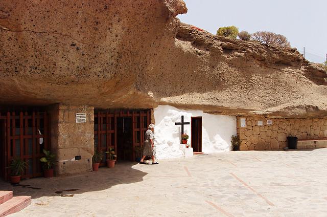 Hermano Pedro Cave, El Medano, Tenerife