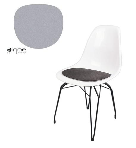 filz sitzauflage geeignet f r kubikoff diamond sidechair. Black Bedroom Furniture Sets. Home Design Ideas