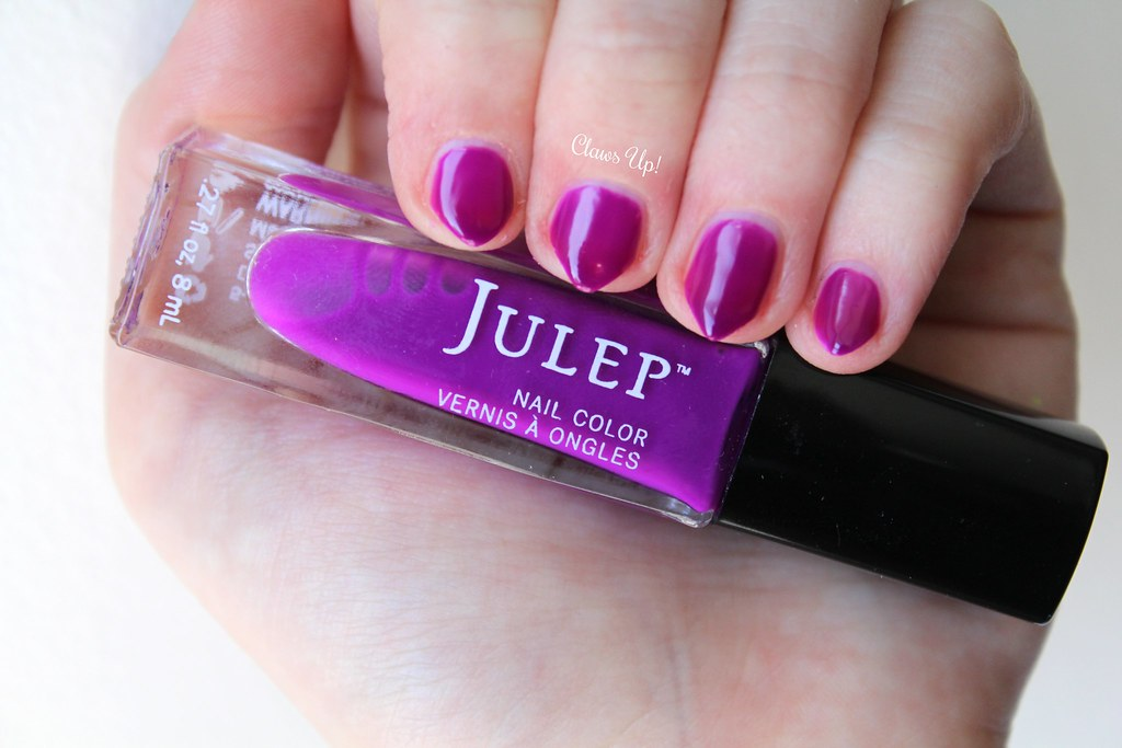 April Julep Maven Box Paradise Collection Connie Swatch