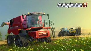 Farming Simulator 15 on PS4, PS3