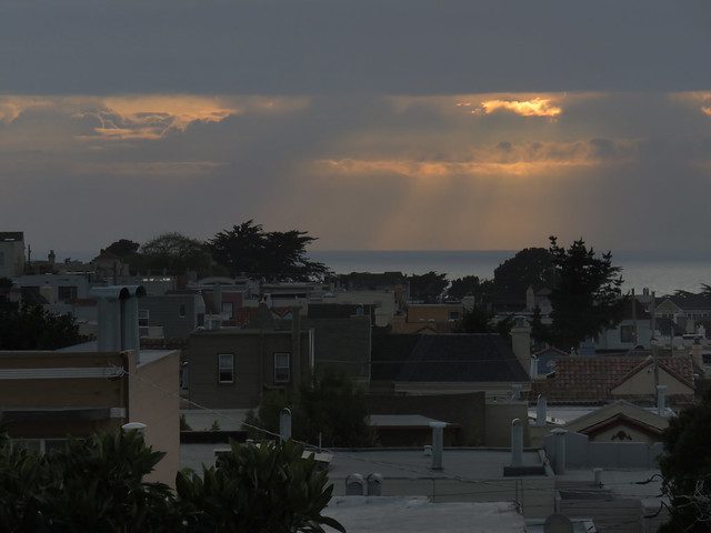 Sunset POV 1333 26th ave; The Sunset, San Francisco (2015)