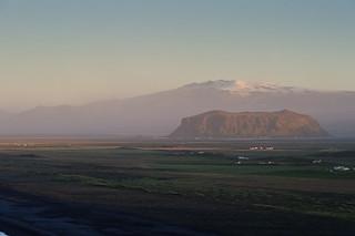 Blick auf den Vulkan Eyjafjallajökull | Roland Krinner