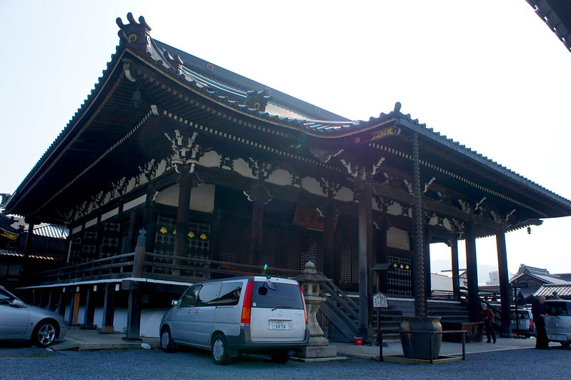本堂/妙傳寺(Myoden-ji Temple / Kyoto City) 2015/03/17 04790