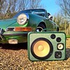 Custom BoomCase Sound System for a Porsche Targa in Huntingdon, UK. - #BoomCase #KeepItVintage #Porsche