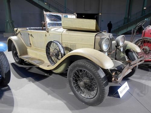 DSCN8499 Alfa Romeo RM torpedo sport 1924