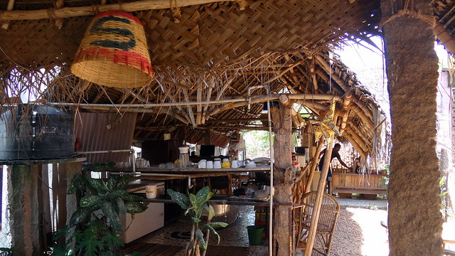 Kofi Bar - A must visit for a meal in Auroville