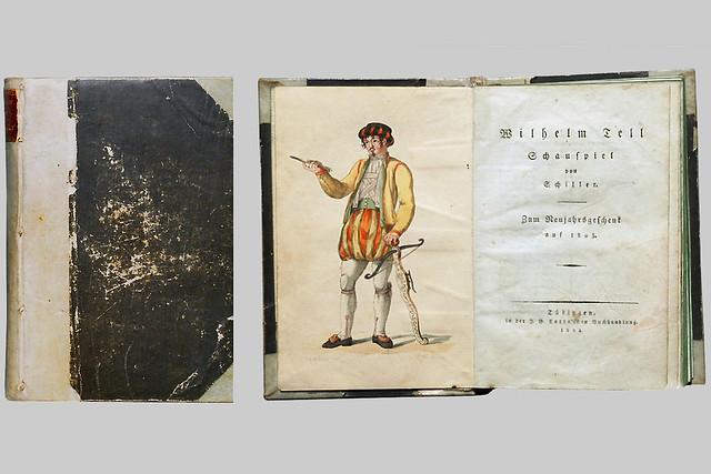 Friedrich Schiller's Wilhelm Tell, 1804 ©Foto H.-P.Haack
