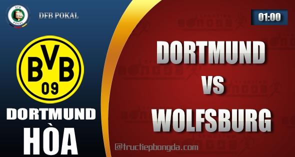 Borussia Dortmund, Wolfsburg, Thông tin lực lượng, Thống kê, Dự đoán, Đối đầu, Phong độ, Đội hình dự kiến, Tỉ lệ cá cược, Dự đoán tỉ số, Nhận định trận đấu, DFB Pokal, DFB Pokal 2014/2015, Chung kết DFB Pokal 2014/2015, Cúp Quốc Gia Đức, Cúp Quốc Gia Đức 2014/2015, Chung kết Cúp Quốc Gia Đức 2014/2015, Dortmund