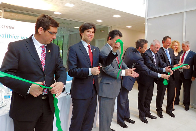 MSD Innovation Center Opening in Prague