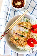 Baked Tonkatsu (Japanese Pork Cutlet)