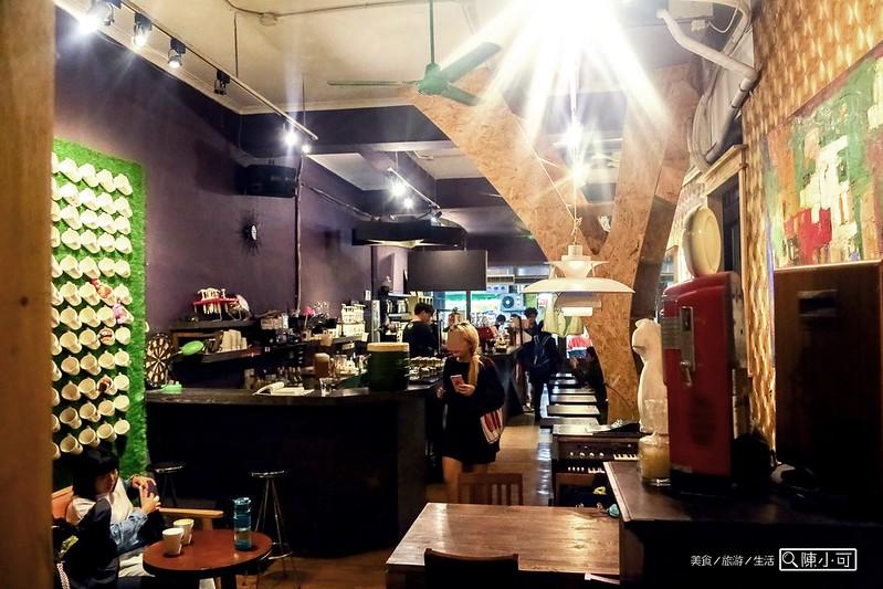 台北咖啡館:NOTCH咖啡工場
