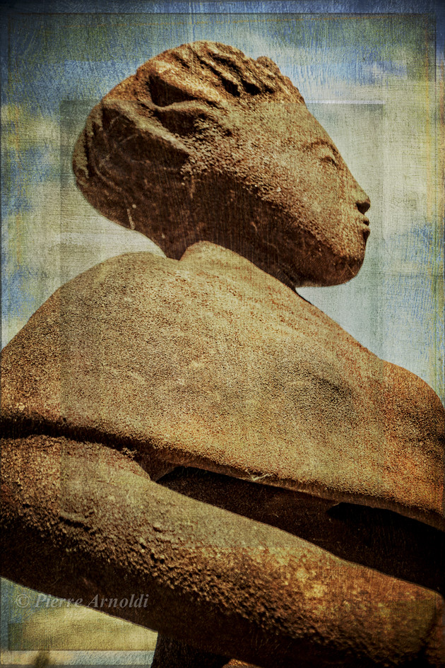 SANS TITRE (Daprès une sculpture de Robert Lorrain)