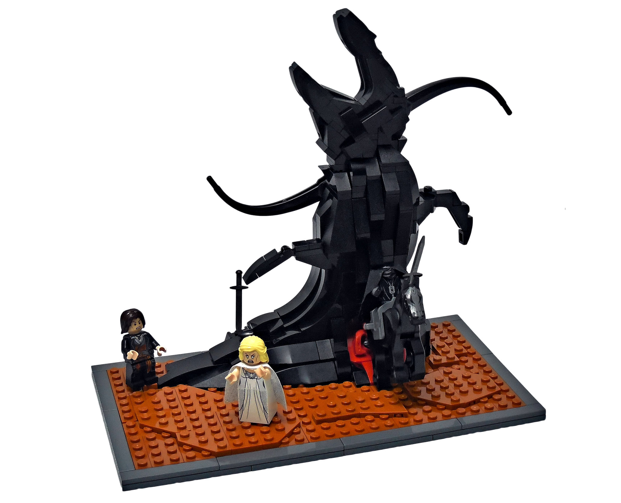 LEGO® MOC by Vitreolum: Sleepy Hollow (1999)