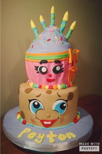 Cake by Tirsa Vernarec
