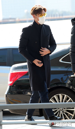 TOP Seoul Departure Asia Today 2015-03-13 - 04