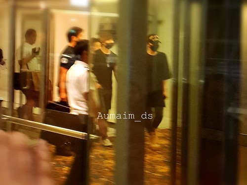 Big Bang - Thailand Airport - 10jul2015 - AumAim_DS - 02