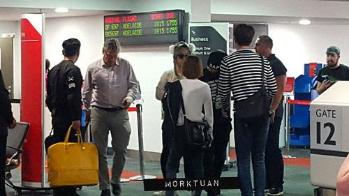 Big Bang - Melbourne Airport - 20oct2015 - M0RKTUAN - 02