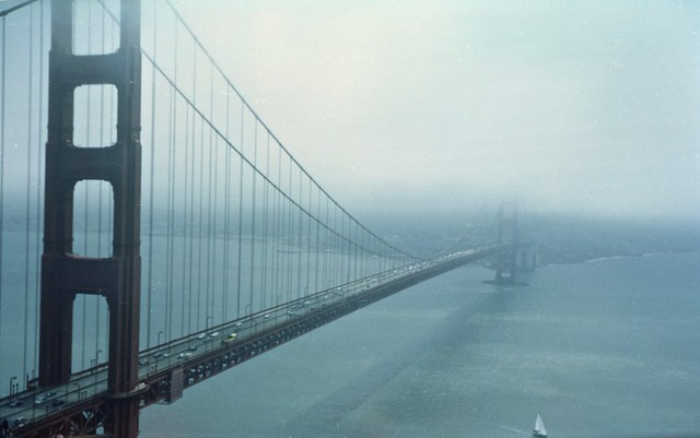 A Zeiss Ikon in the USA: Golden Gate classic