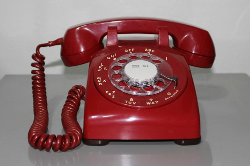 My Western Union Model 500  Rotary Telephone