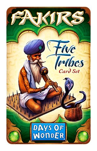 059 Five Tribes Fakir Add on