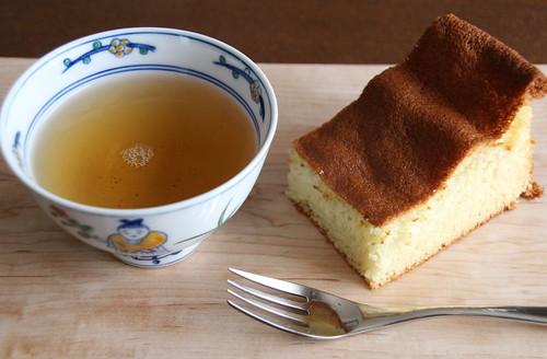 奈良吉野の嘉兵衛番茶