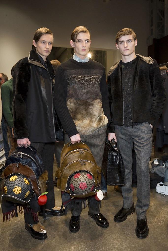 FW15 Milan Fendi218_Frederik Ruegger,  Lewis Chesson-Grieve, Alexander Beck(fashionising.com)
