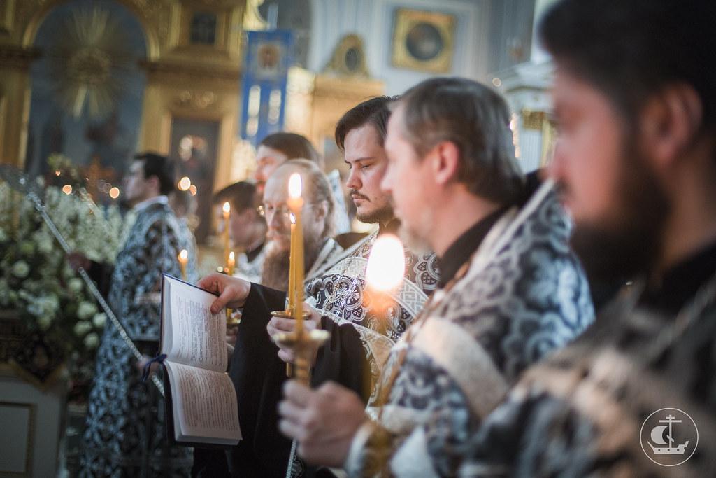 10 апреля 2015, Утреня Великой Субботы / 10 April 2015, Matins of Holy Saturday