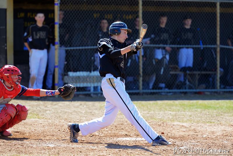 Foran Vs. Law - Varsity Baseball