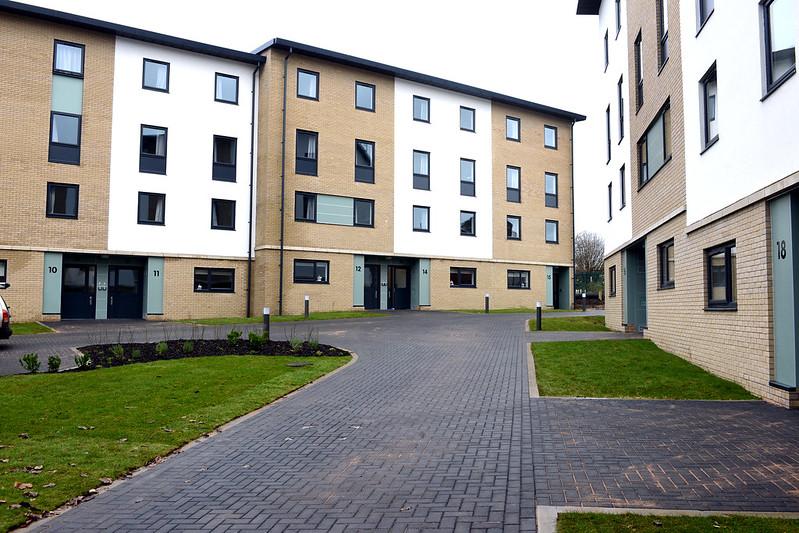 Wallscourt Park accommodation