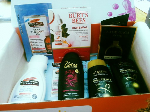 Walmart beauty box spring 2015
